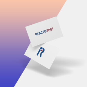 Reactofoot Logotype